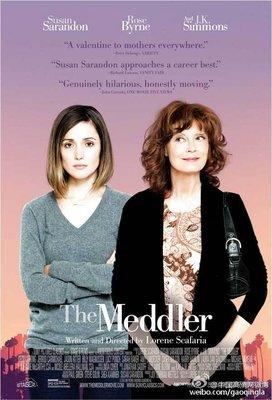 【藍光電影】老媽操碎心 奧斯卡最佳女主提名 The Meddler (2015) 96-071