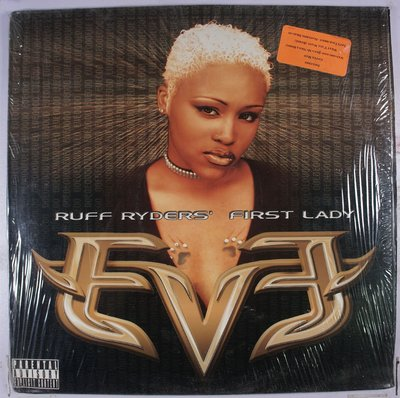 《二手美版黑膠》Eve - Ruff Ryder's First Lady (2LP)