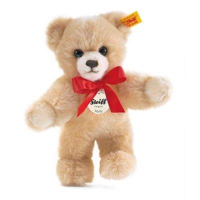 【STEIFF德國金耳釦泰迪熊】Molly Teddy Bear 米黃 (24cm)