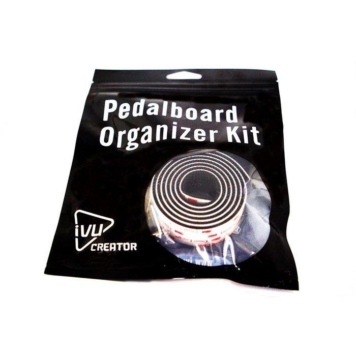 ☆唐尼樂器︵☆ IVU POK-01 PEDALBOARD ORGANIZER KIT 效果器盤 線路整理組