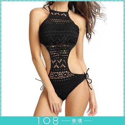 108樂購 設計師 私人模板 外貿款限量 賣完沒貨 比基尼  蕾絲 小香風 性感 SEXY 泳裝 【BG1101】