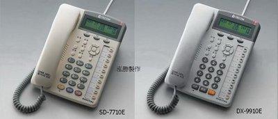東訊電話總機...SDX-500電話系統...6外線28分機4單機.....施工安裝銷售服務