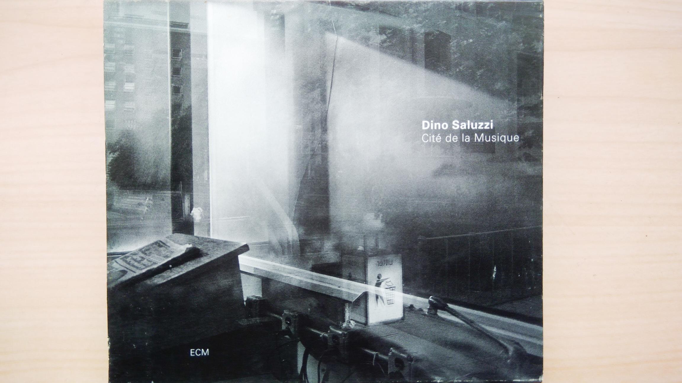 ## 馨香小屋--ECM專輯 / Dino Saluzzi--Cite de la Musique