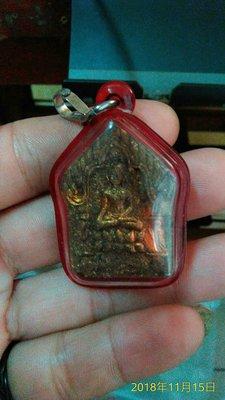 阿贊雷 61靈坤平帕頌甲,傳承於阿贊炳