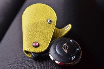 MINI COOPER S 鑰匙皮套 鑰匙保護套 鑰匙包 Clubman Countryman Paceman