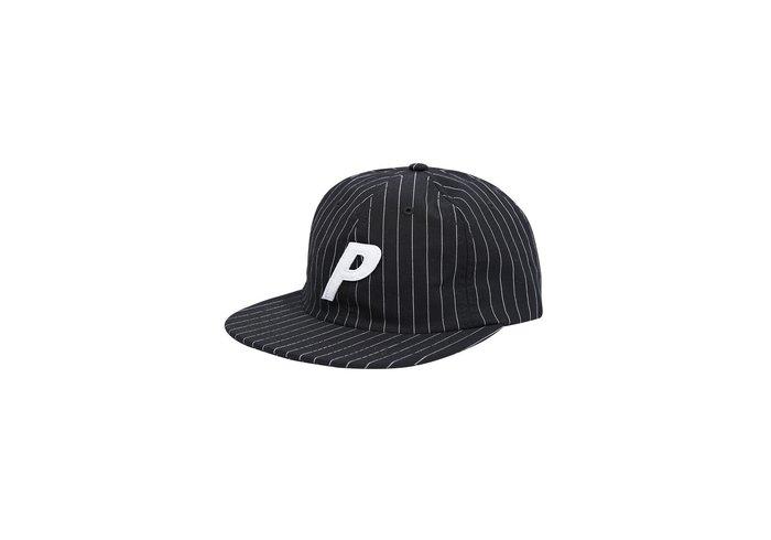 ☆AirRoom☆【現貨】2016AW PALACE PAL HAT BLACK STRIPE 條紋 黑 棒帽 老帽