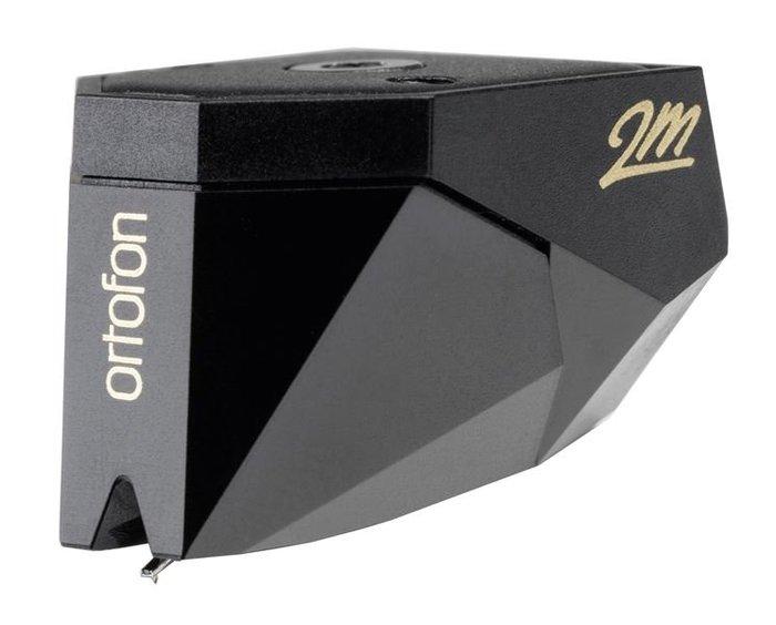 【音逸音響】LP黑膠用.MM動磁式 唱頭 》丹麥 Ortofon 2M-Black