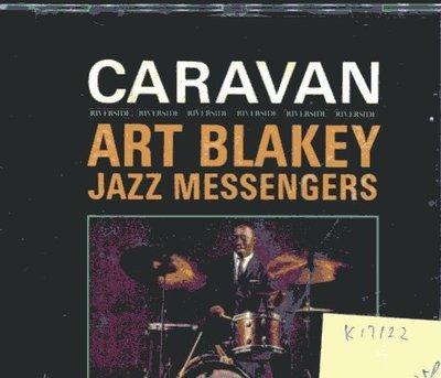 *真音樂* CARAVAN / ART BLAKEY JAZZ MESSENGERS 全新 K17122