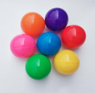 扭蛋球扭蛋殼抽獎球乒乓球摸彩球搖獎球樂透摸彩彩色乒乓球婚禮活動有色乒乓球多色乒乓球桌球多色桌球多色抽獎球
