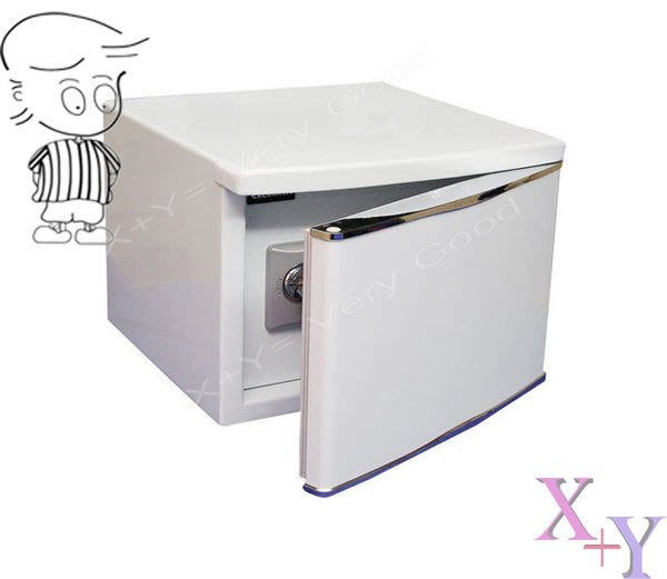 【X+Y時尚精品傢俱】OA辦公家具系列- 阿波羅電子隱藏式冰箱型保險箱 400BBX .保險櫃.金庫