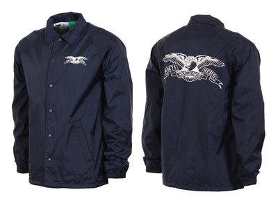 { POISON } ANTI-HERO BASIC DOUBLE EAGLE COACH JACKET 經典教練外套