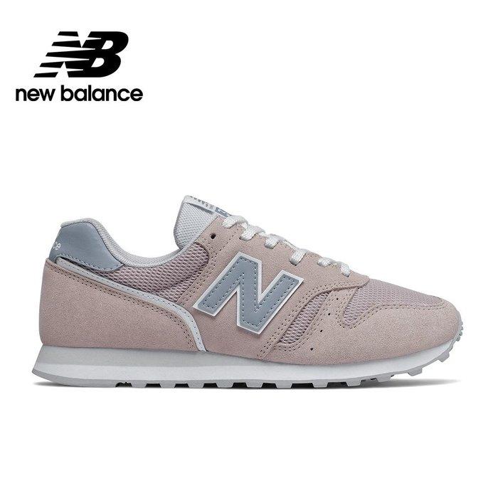 ➕sneakersplus➕女鞋 NEW BALANCE 373 休閒 復古慢跑鞋 復古 櫻花粉 裸粉 WL373DC2
