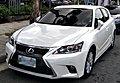 【 只賣好車】14年 LEXUS CT200H 油電混和動力只跑4萬多可配合認證