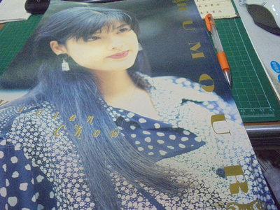 rumour 流言周慧敏寫真集珍藏香港1990流行女歌手位6-1
