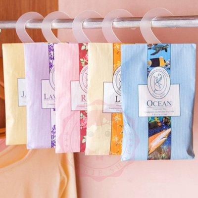 韓式 衣物氛芳可掛式香料包【庫奇小舖】【SW10】