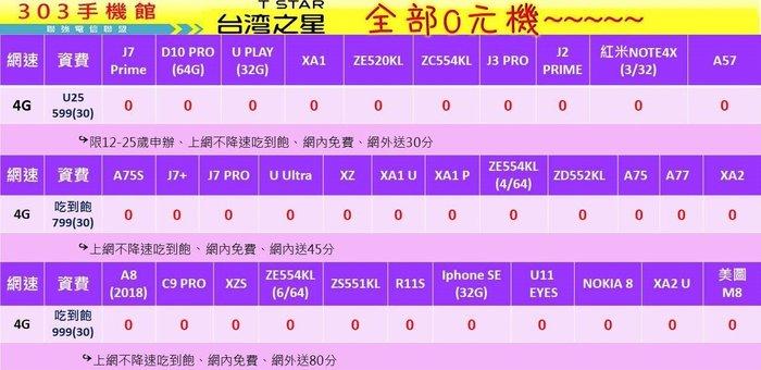303手機館Apple iPhone 8 64GB搭中華遠傳台哥大台灣之星亞太$0元再送行動電源玻貼傳輸線方案請洽門市