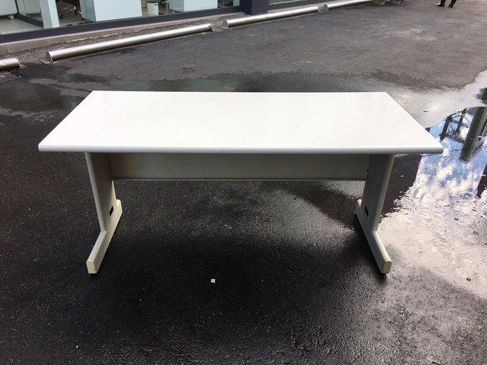 非凡二手家具 5尺OA辦公桌*電腦桌*工作桌*書桌*辦公桌*會客桌*洽談桌*寫字桌*讀書桌*美耐板