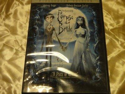 Corpse Bride 提姆波頓之地獄新娘 強尼戴普 海倫娜波漢卡特