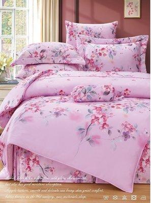 =時尚藝術家=天絲床罩 100%頂級天絲 雙人5x6.2尺 七件式床罩組 附正天絲吊卡 台中市