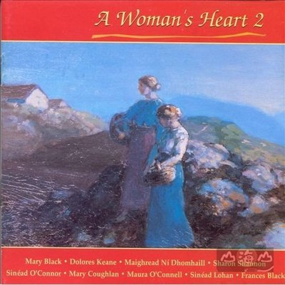 【進口版】女人心 2 A WOMANS HEART 2---DARACD063