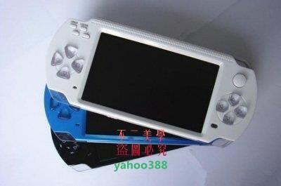 美學8PSP3000觸摸屏掌上遊戲機PSP遊戲機掌機4.3寸高清MP5❖52173