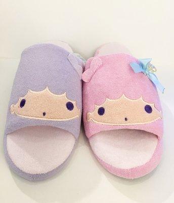 ^燕子部屋 ^ 日製 【 雙子星】可愛室內拖鞋(婦人內寸25cm)