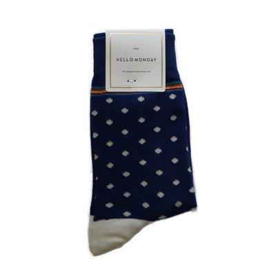 Hello Monday Men/Women Japan Style Sock 男女裝日系襪子#2