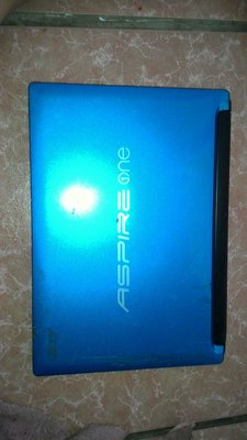 $${故障筆電}Acer Aspire one D255E藍色$$
