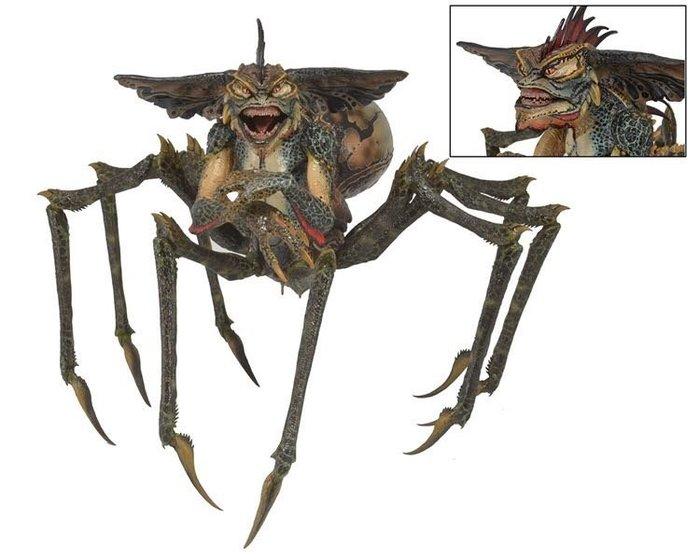 NECA 30786小精靈蜘蛛版 Gremlins 10寸高 15寸長 可動人偶 正版