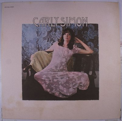 《二手美版黑膠》Carly Simon 收錄 That's The Way I've Always Heard It S