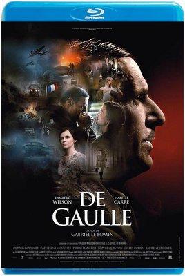 【藍光影片】戴高樂 / DE GAULLE(2020)