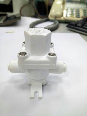 水錘剋星*RO機/淨水器專用可調壓式 2分管快接型減壓閥/降壓閥/穩壓閥只賣180元