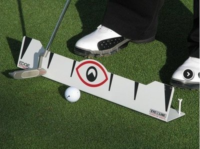 **三榮高爾夫** EYELINE GOLFEdge Putting System With 70˚ Rail & Mi