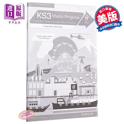 KS3 Maths Progress Progression Workbook Theta 1 英文原版 KS3數學20
