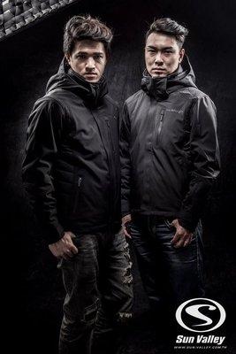 【Sun Valley】***  三星級 獵狼軟殼防水耐寒衝鋒衣| 機能 防水 防風 保暖 透氣 輕量