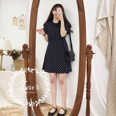 【ZEU'S】韓國新款甜美復古洋裝『 03419619 』【現+預】CC