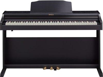 【葛來美樂器】Roland RP302 數位鋼琴