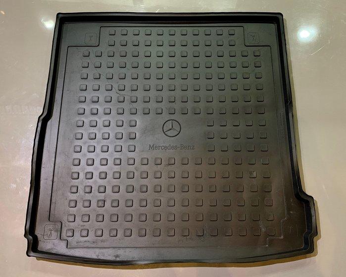 BENZ W213、S213、E250、E200、E300、E43 Estate原廠行李箱托盤、防水,另有置杯架、置物籃
