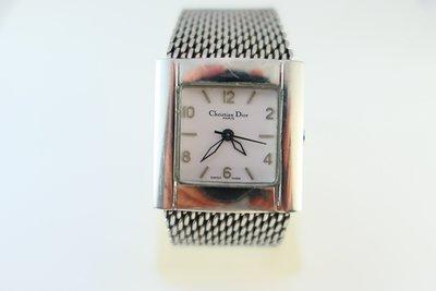 [吉宏精品交流中心]Christian Dior 迪奧 不鏽鋼 石英 男錶