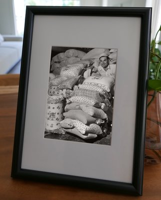 聚鯨Cetacea﹡Art【KLFZ-0829】history歷史/life生活 畫框相框