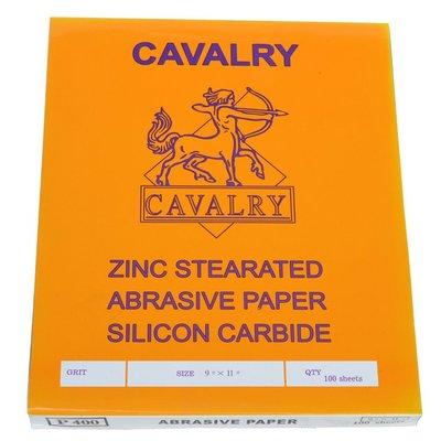 CAVALRY 騎士幹砂紙 幹磨砂紙 120--800#木工砂紙 牆面砂紙 W330-190814[354349]