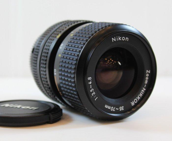 【台南橙市3C】 Nikon 35-70mm  f3.5- 4.8 # 50185