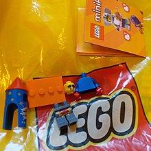 Lego Series 18 rocket guy