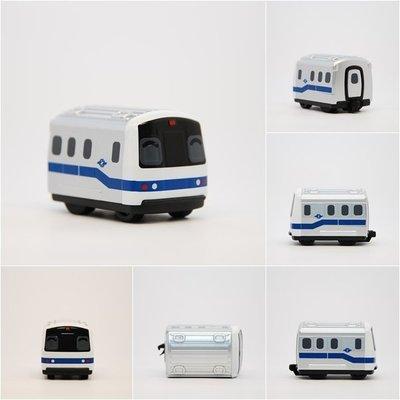 TRAIL 鐵支路 Q版 迴力車 台北捷運 QV003