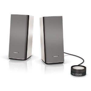 ㊣USA Gossip㊣ Bose Companion 20 Multimedia Speaker System / 電腦 / 音響 專用喇叭