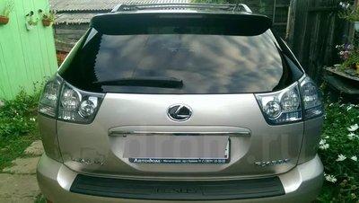 【頂級汽車精品】高品質 LEXUS RX330 RX350 RX450h 專用 防刮後保桿 後護板 可自取