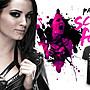 ☆阿Su倉庫☆WWE摔角 Paige Scream For Me Authentic T-Shirt 為我吶喊最新款