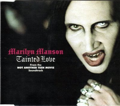 ##重金屬  全新進口單曲CD  MARILYN MANSON - TAINTED LOVE (CD2)