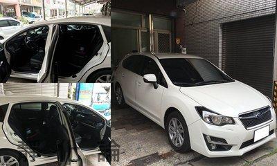 ☆久豆麻鉄☆ Subaru Impreza 適用 (四門氣密) 全車隔音套組 汽車隔音條 靜化論 芮卡國際 公司貨