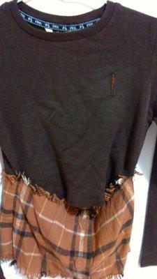 專櫃品牌 200元起標Ersl 羊毛 馬甲 背心 長袖毛衣